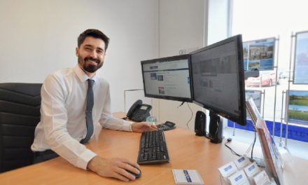 NORTH EAST SURVEYORS REPORT INCREASED SALES AND GROWTH