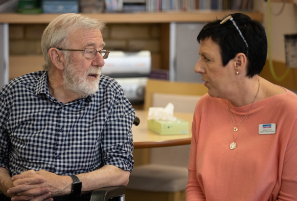 Positive Steps for people with a life-limiting condition
