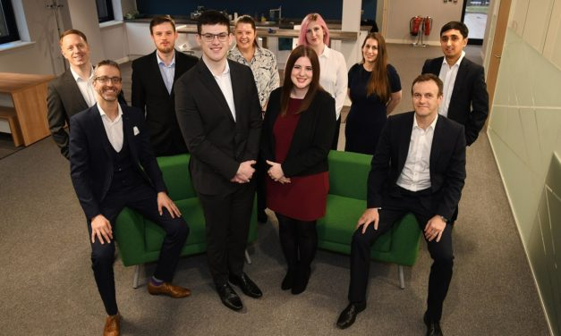 FRP welcomes two to Teesside