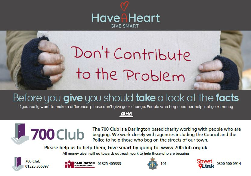 'Have a heart, give smart' this Christmas