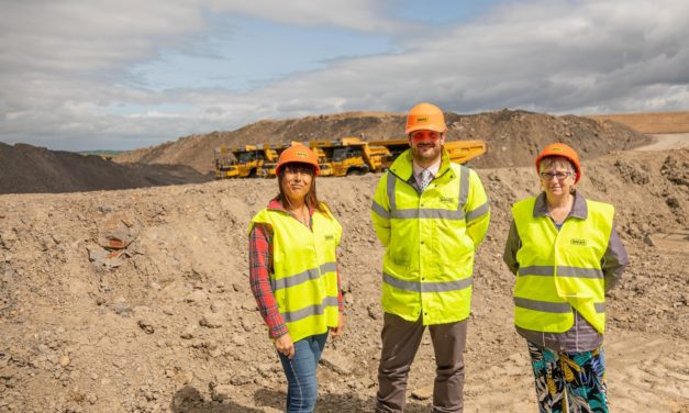 Banks Mining Signs Up To Local Hedgehog Conservation Scheme At Bradley Surface Mine