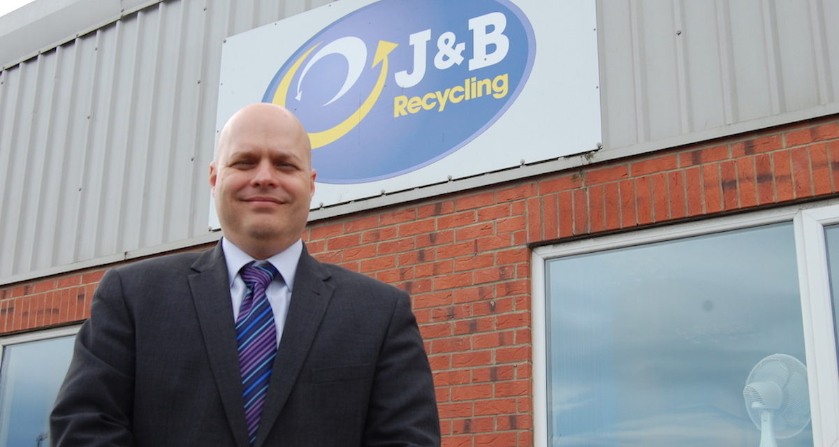 J&B Recycling opens fourth site in North East