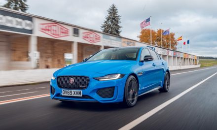 JAGUAR XE REIMS EDITION PAYS HOMAGE TO MOTORSPORT HISTORY