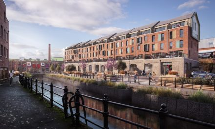 NEW HOMES IN OUSEBURN ALREADY ATTRACTING POTENTIAL BUYERS…