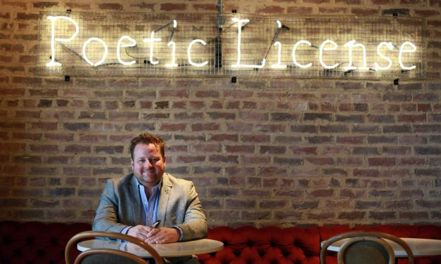 Mark Hird, Managing Director of Tavistock Hospitality, Poetic License Distillery & Sonnet 43 Brewhouse