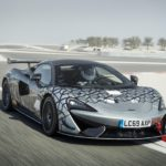 NEW McLAREN 620R SETS THE PACE AS ROAD-LEGAL VERSION OF McLAREN GT4 RACE CAR