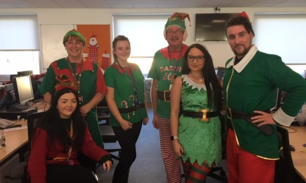 'Mental Elf Day' fundraiser sees over £2,000 raised for military mental health