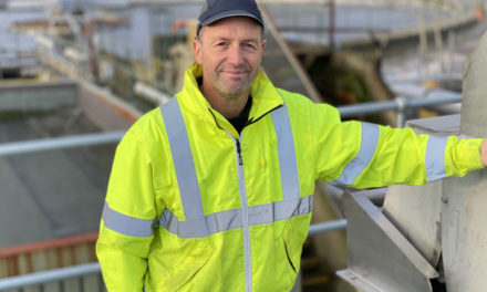 Essity completes first phase of environmental investments at Prudhoe Mill