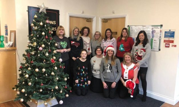 Festive Fun in aid of Grace House