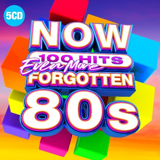 NOW 100 Hits Even More Forgotten 80s – 5CD