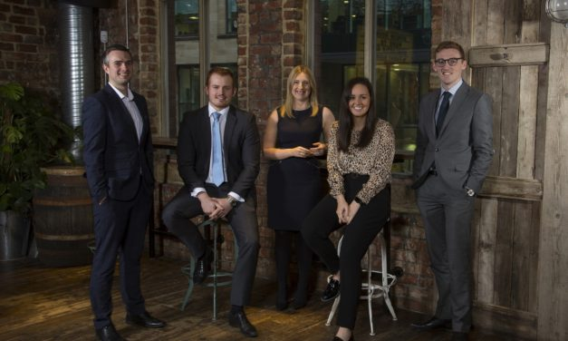 Class of 2019: five newly qualified lawyers secure roles at leading North East law firm