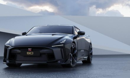 NISSAN GT-R50 BY ITALDESIGN DELIVERIES TO BEGIN IN LATE 2020