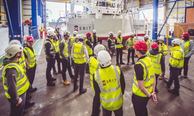 North East offshore engineering business achieves unprecedented growth