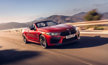 THE BMW M8 COMPETITION COUPÉ AND BMW M8 COMPETITION CONVERTIBLE