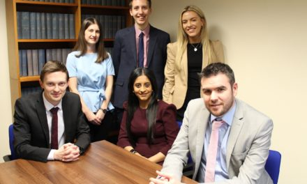 Flurry of appointments signals further growth for thriving Tees Valley law firm