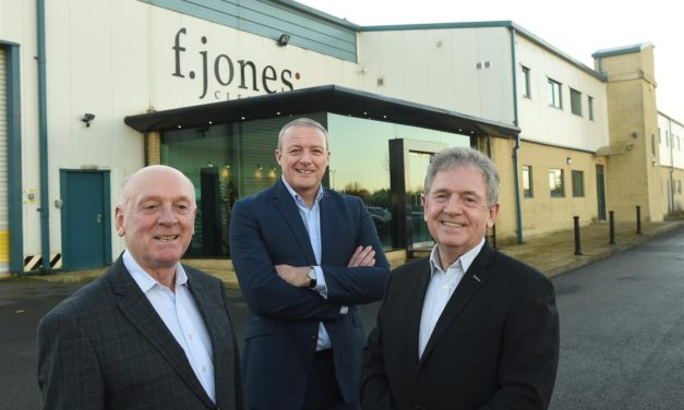 F Jones Cleveland Ltd, luxury worksurfaces supplier, appoints new managing director to deliver new growth and investment plans