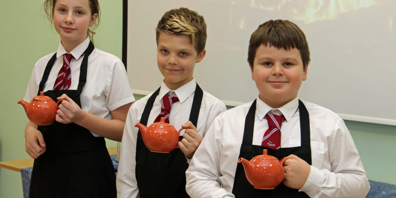 New cafe is community's cup of tea