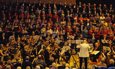 Cracking Christmas concert goes off with a bang