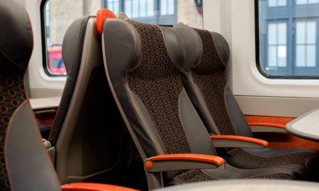 See inside Grand Central's stylish Adelante trains as £9m refurbishment programme completes