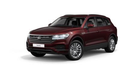 VOLKSWAGEN EXPANDS TECH-FRIENDLY TOUAREG LINE-UP WITH MULTIPLE NEW TRIMS