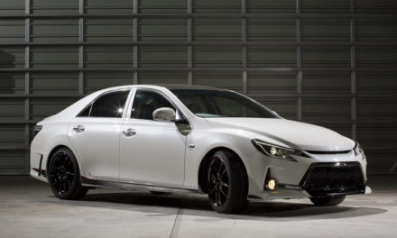 Toyota Ending Mark X Production in December 2019