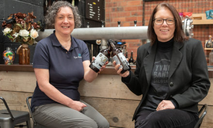 Local brewery teams up with charity to protect River Tyne