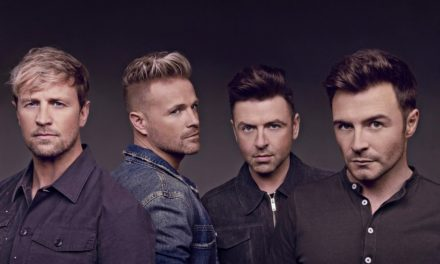 Westlife are bringing their Stadiums in the Summer Tour to Scarborough Open Air Theatre
