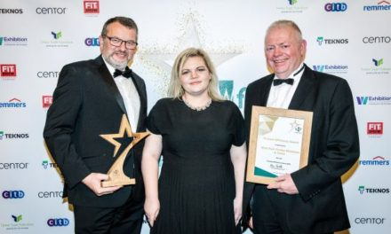 Cumbrian West Port Timber Windows & Doors takes home British Woodworking Federation's Process Efficiency Award