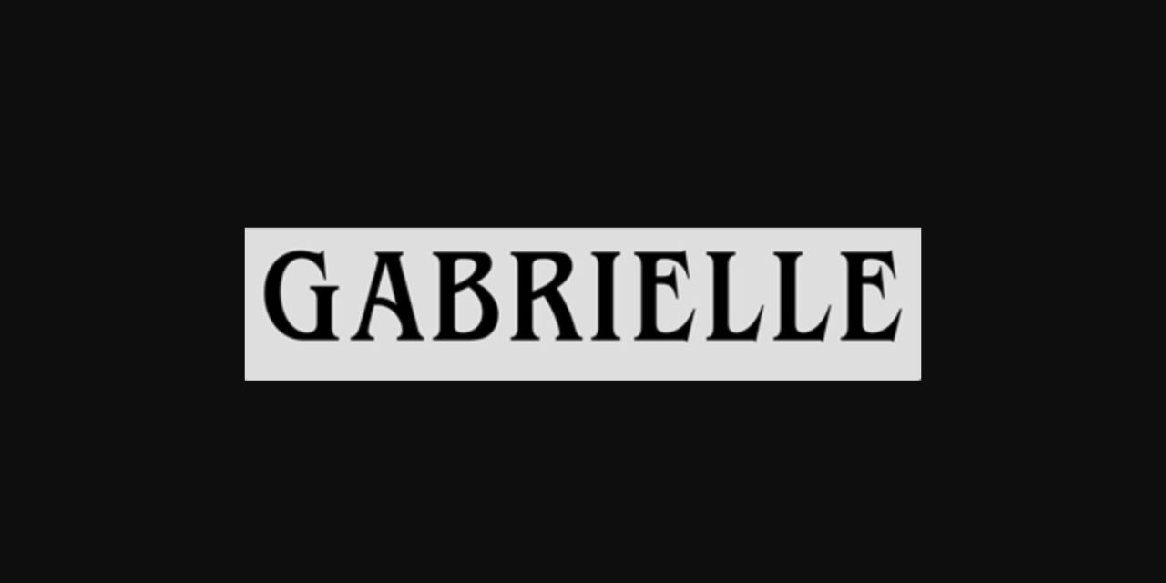 Gabrielle announces 'Rise Again Tour 2020'