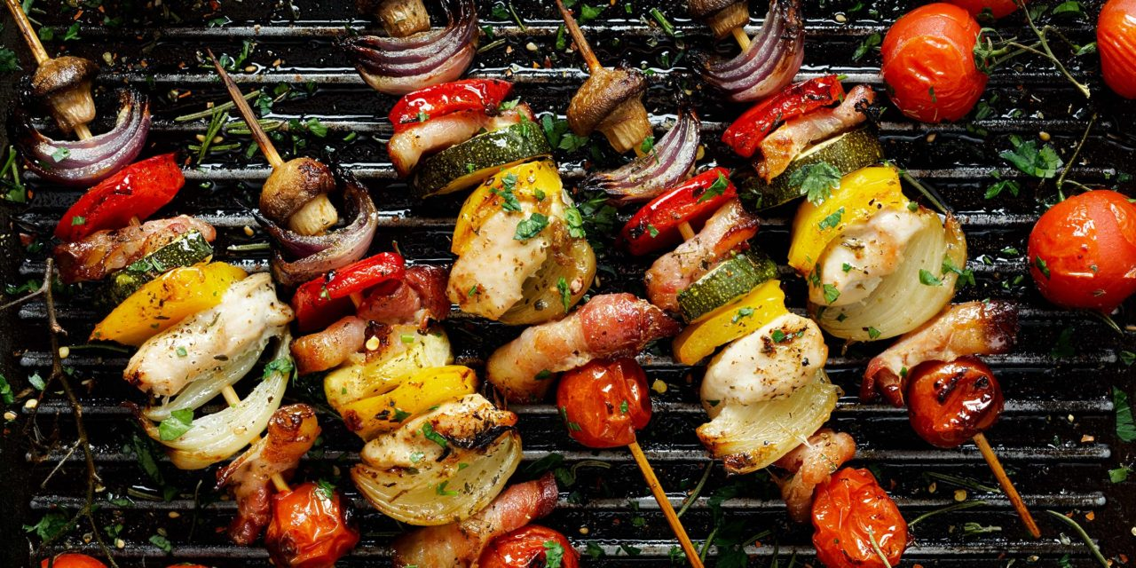 3 Rules For Healthy Grilling