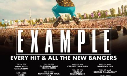 Example announces huge UK & Ireland LIVE tour for 2020
