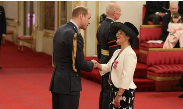 Royal recognition for Professor Jane Core
