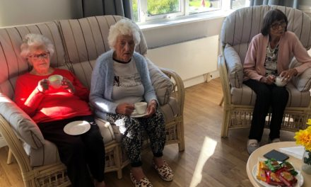 Suites donated to North East care homes as part of campaign to tackle loneliness