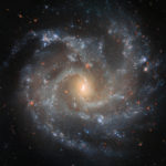 Hubble Spots Galaxy's Dramatic Details