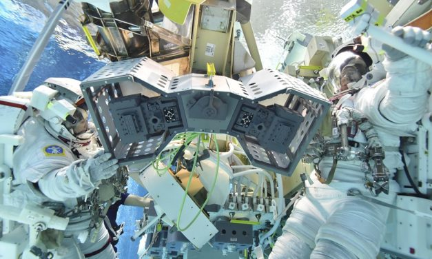 'Robot Hotel' Launching to the International Space Station