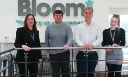 New apprenticeship programme demonstrates commitment to driving social value throughout Bloom Procurement Services