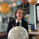 Sky's the limit for Ripon Grammar star student Amy