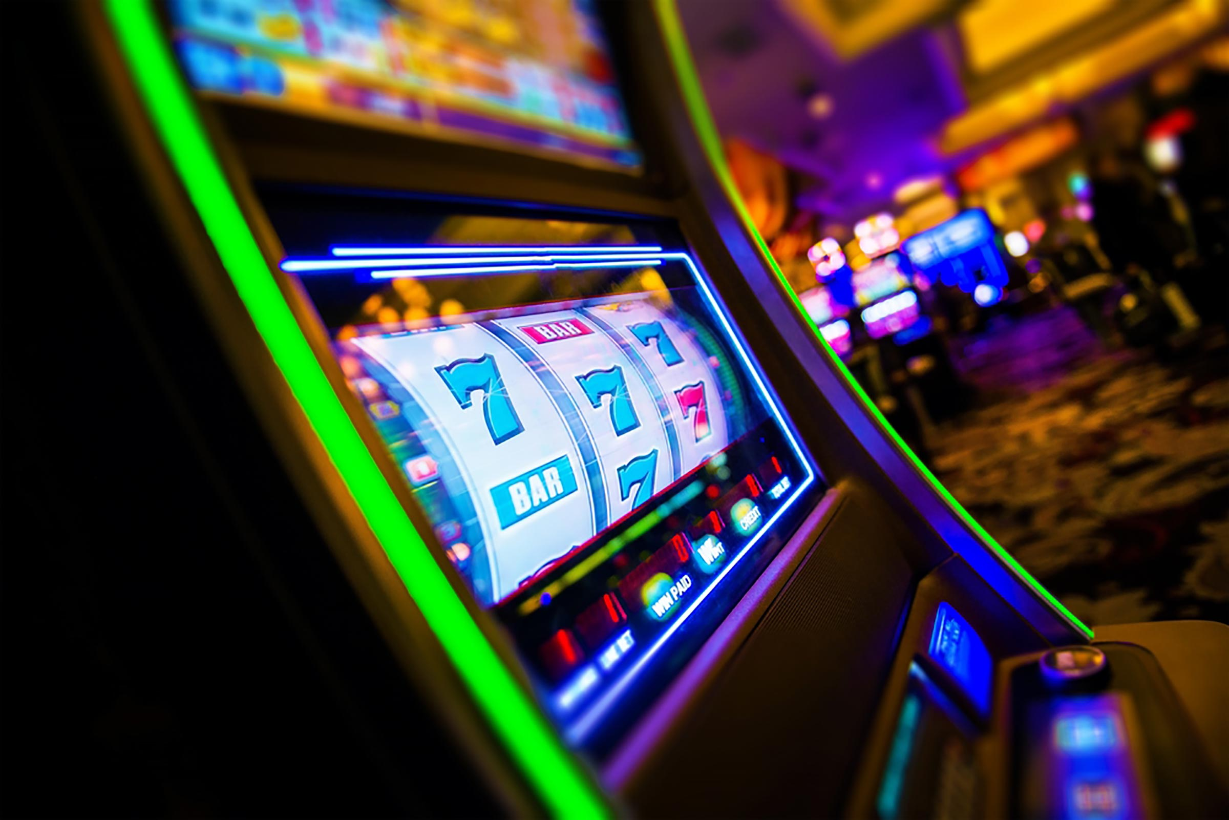 Why Online Slot Games Becomes First Choice Of Gamblers? - North East  Connected