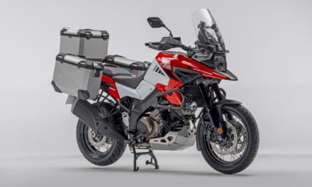 SUZUKI ANNOUNCES THREE V-STROM 1050 ACCESSORY PACKS AHEAD OF SPRING ARRIVAL