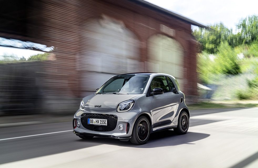 new smart EQ UK pricing and specification is revealed