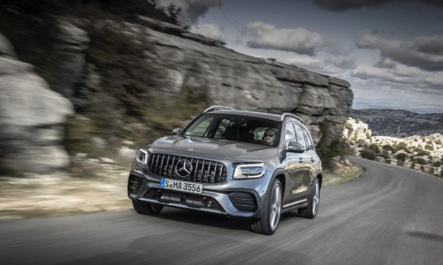 MERCEDES-AMG GLB 35 4MATIC PRICING AND SPECIFICATION ANNOUNCED