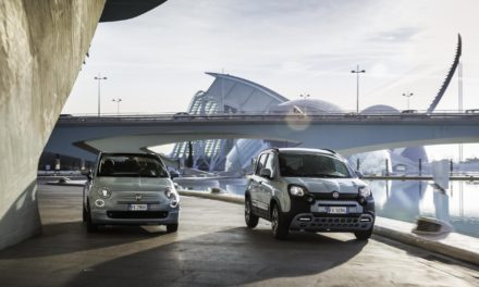 HYBRID TECHNOLOGY ARRIVES IN THE FIAT CITY CAR LINE-UP