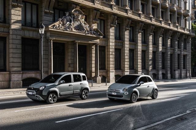 UK PRICING AND SPECIFICATION ANNOUNCED FOR FIAT CITY CAR HYBRID LINE-UP