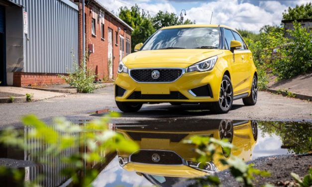 MG ADDS TO RANGE WITH NEW MG3 EXCLUSIVE NAV