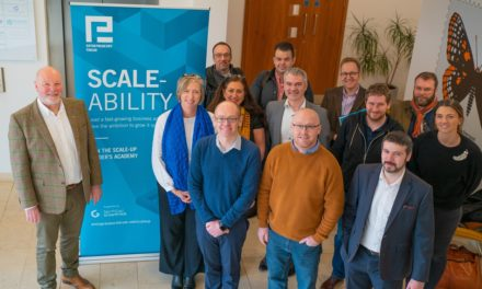 Entrepreneurs' Forum welcomes next cohort of scale-up leaders