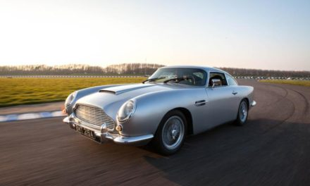 BRITS 'BOND' WITH ASTON MARTINS AHEAD OF FILM RELEASE