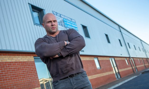 Mandale Business Park set to welcome new fitness centre