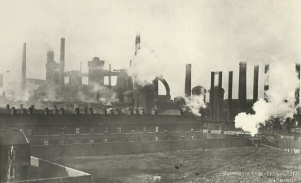 New York spotlight for Teesside's steel history: Historian warns of severe consequences of uncertainty in Britain's steel communities