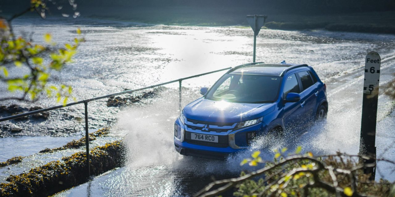 DON'T LET WINTER BLUES CATCH YOU OUT – MITSUBISHI MOTORS AND IAM ROADSMART HAVE THE ANSWER