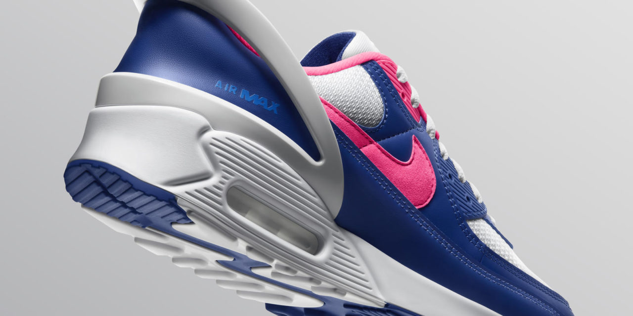Step into Air with the Air Max 90 FlyEase